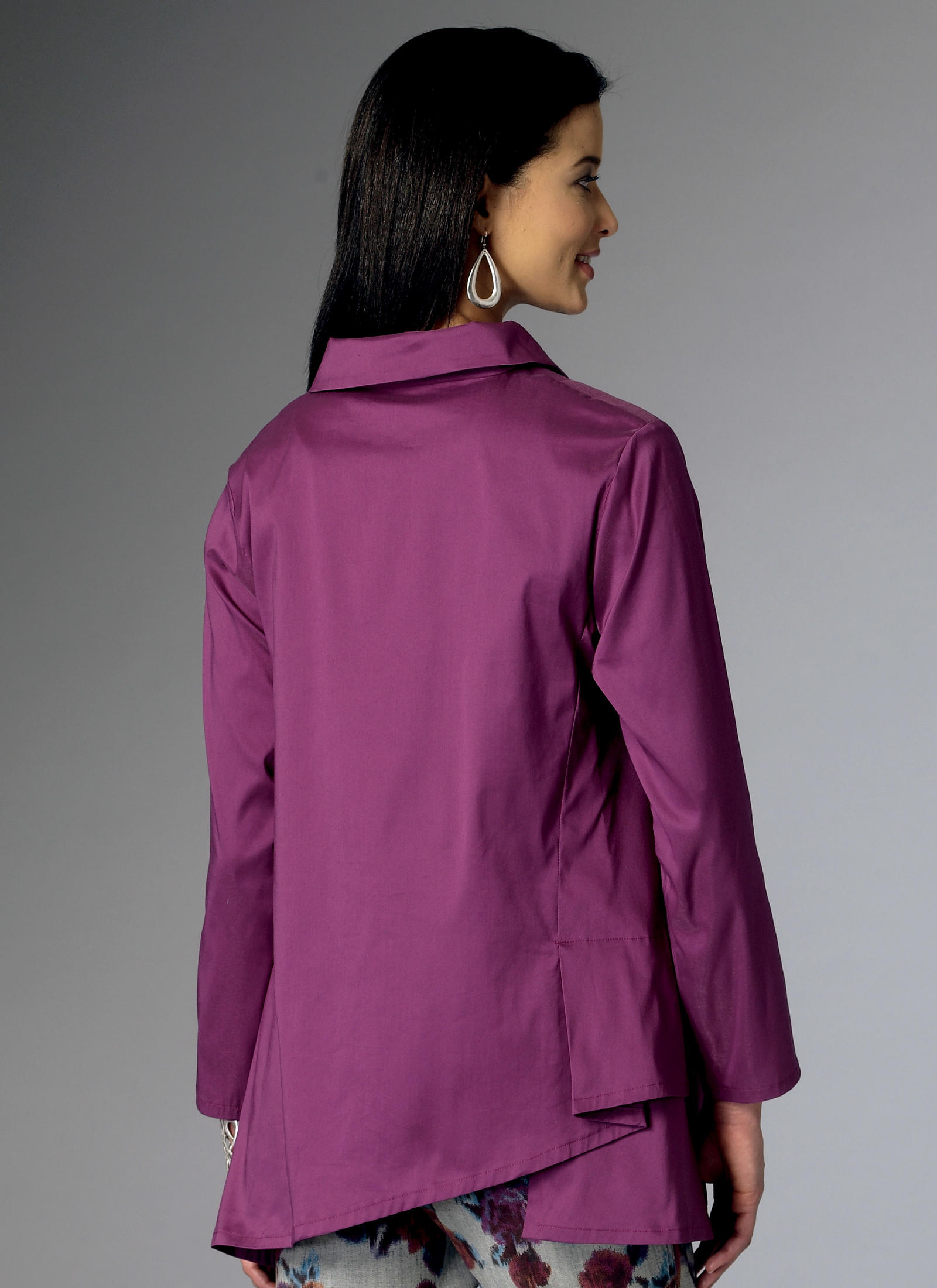 Back of Butterick 6325